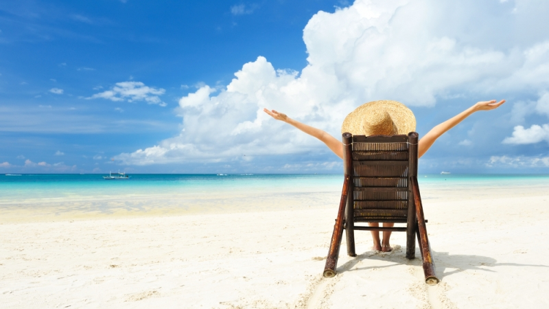 Chế độ nghỉ ngơi vui chơi hợp lý giúp bạn giảm được căng thẳng trong công việc