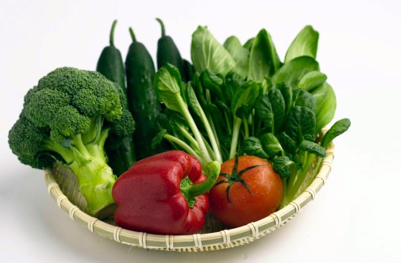Bổ sung rau xanh mỗi ngày giúp giải độc gan hiệu quả