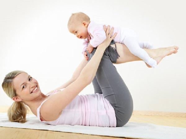 5 nguyên tắc vàng giúp giảm cân sau sinh hiệu quả - Ảnh 1