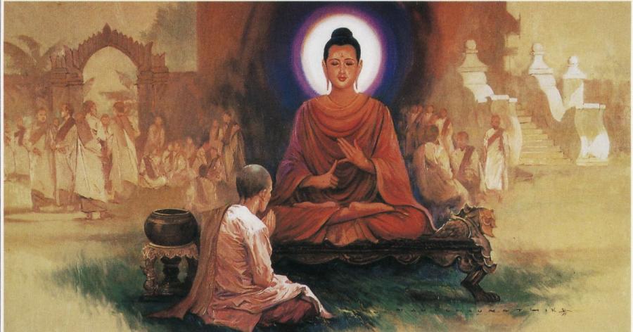 Lời Phật dạy: Tâm tốt mà miệng không tốt thì bao nhiêu vinh hoa phú quý cũng tiêu tan hết - Ảnh 1