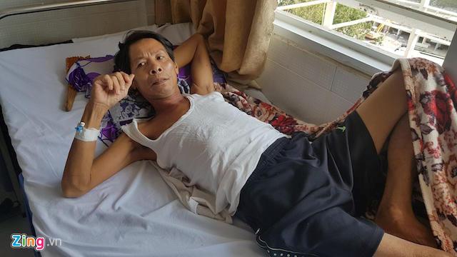 Bệnh nhân nguy kịch tính mạng do uống thuốc đông dược trôi nổi - Ảnh 2