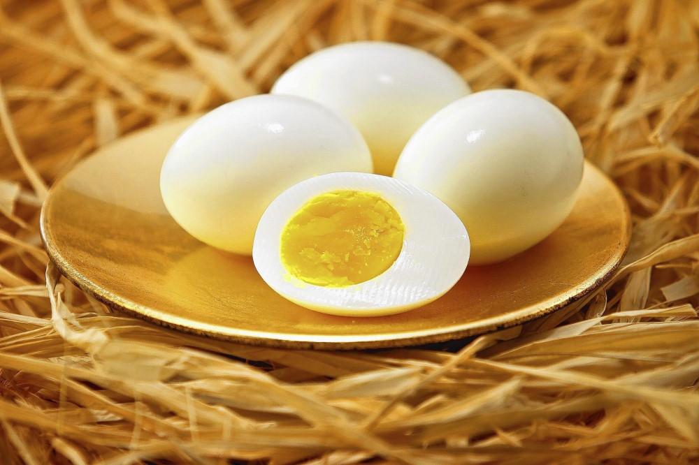 Ăn trứng luộc mỗi ngày giúp giảm cân cấp tốc mà an toàn