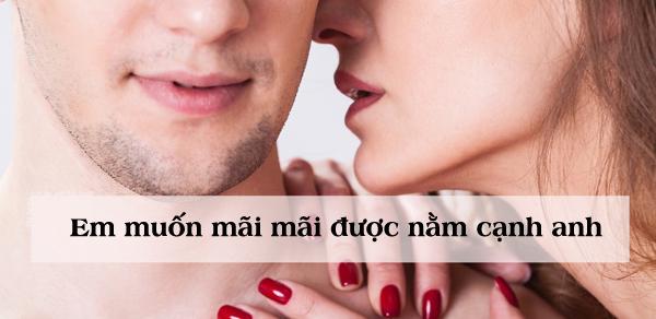 Những câu nói kích thích 'ham muốn' của chàng khi làm 'chuyện ấy' - Ảnh 10