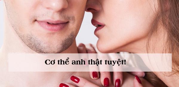 Những câu nói kích thích 'ham muốn' của chàng khi làm 'chuyện ấy' - Ảnh 7