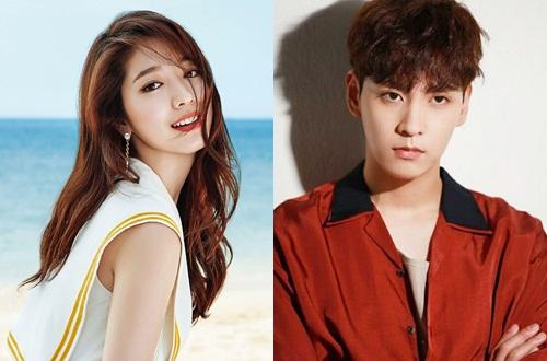 Park Shin Hye hẹn hò tài tử kém tuổi - Ảnh 1