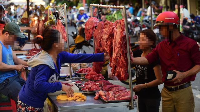 Thịt bò 60.000 đồng/kg là thịt... heo nái và thịt trâu? - Ảnh 2