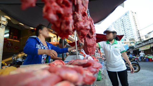 Thịt bò 60.000 đồng/kg là thịt... heo nái và thịt trâu? - Ảnh 1