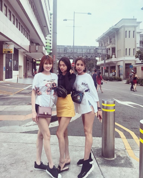 Sau hơn 1 năm sinh sống ở Singapore, cuộc sống của em gái Công Vinh giờ ra sao? - Ảnh 10