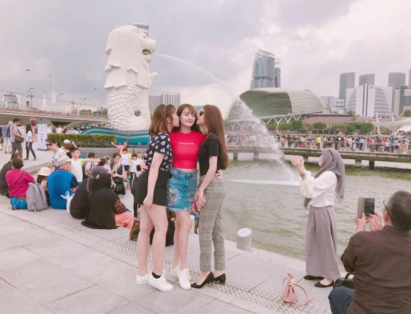 Sau hơn 1 năm sinh sống ở Singapore, cuộc sống của em gái Công Vinh giờ ra sao? - Ảnh 11