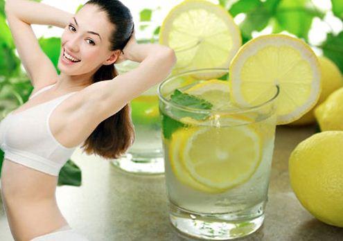 Mỡ bụng giảm không phanh nếu uống nước chanh - Ảnh 2