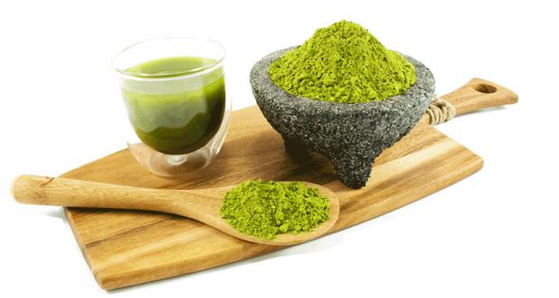 Cách làm tinh bột nghệ trà xanh đắp mặt giúp lão hóa đến chậm hơn 10 năm - Ảnh 2
