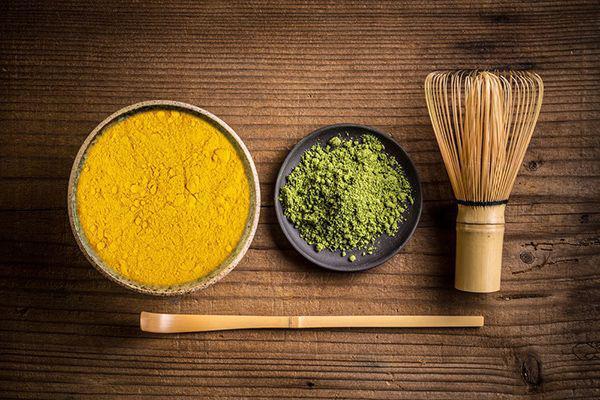 Cách làm tinh bột nghệ trà xanh đắp mặt giúp lão hóa đến chậm hơn 10 năm - Ảnh 3
