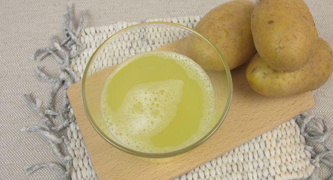 Giảm đau bao tử khi mang thai hiệu quả bằng nước ép khoai tây