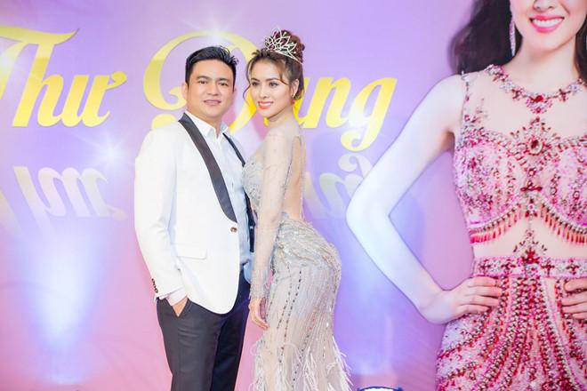 Hoa hậu Kỳ Duyên: Từ đi bar với bác sĩ Thái đến nghi vấn người thứ ba - Ảnh 2