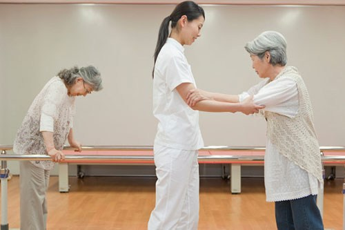 Rèn luyện cải thiện sức khỏe sau khi bị tai biến mạch máu não