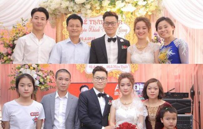 Một đám cưới hai tâm trạng - bức ảnh làm dậy sóng MXH hôm nay chứng minh: Ngày cưới chưa chắc ai cũng vui! - Ảnh 1