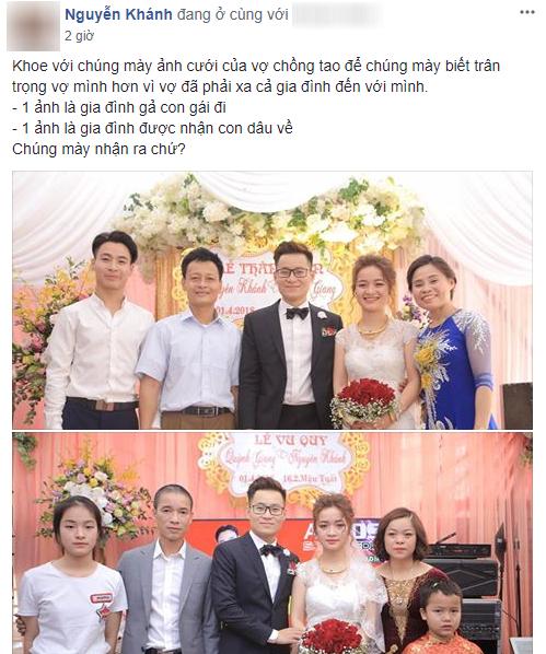 Một đám cưới hai tâm trạng - bức ảnh làm dậy sóng MXH hôm nay chứng minh: Ngày cưới chưa chắc ai cũng vui! - Ảnh 3