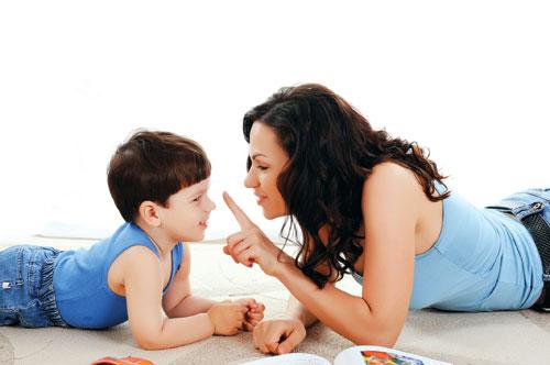 Điều trị tật nói lắp ở trẻ em - Ảnh 1