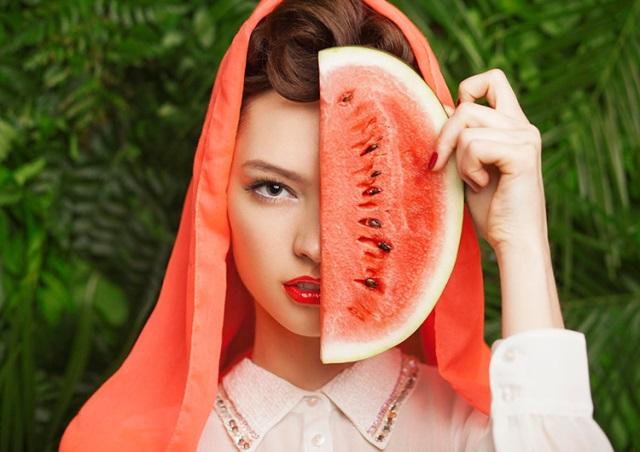 Những loại trái cây mùa hè giúp đẹp da, sạch mụn - Ảnh 1