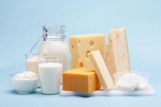 Các chế phẩm từ sữa là thực phẩm tốt cho trí nhớ của bạn