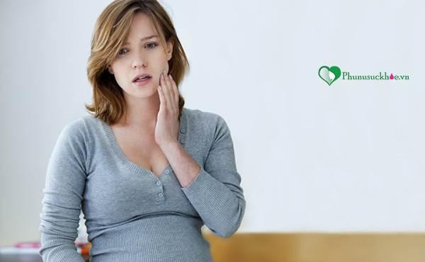 Lý giải biểu hiện ê răng khi mang thai và phương pháp chữa trị - Ảnh 1