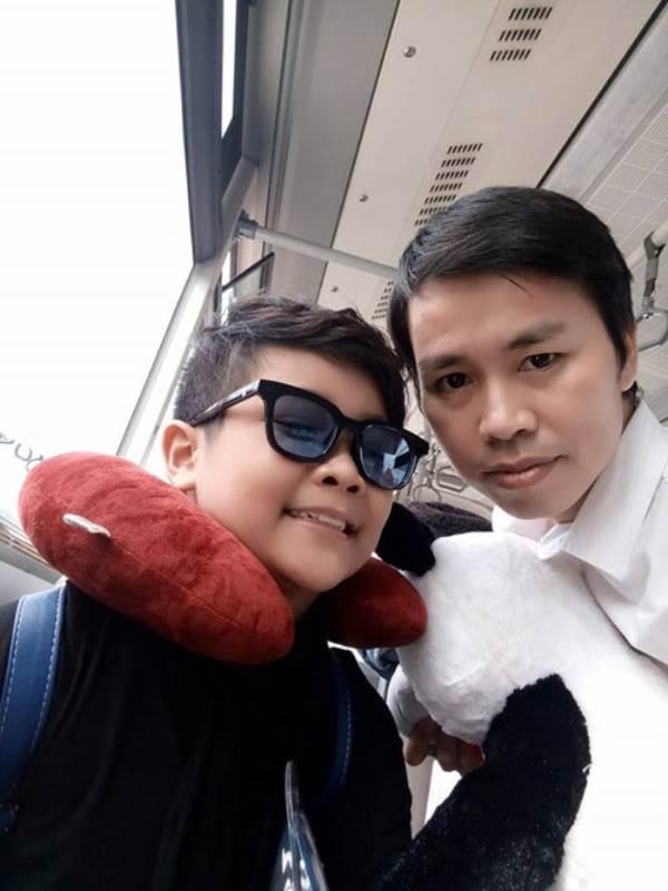 Bố Trịnh Nhật Minh: Đã có kế hoạch dùng tiền thưởng 300 triệu sau The voice kids 2016 - Ảnh 2