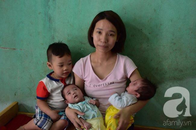 Hà Nội: Người mẹ lên mạng cho bớt 1 đứa con sau khi sinh đôi vì không nuôi nổi - Ảnh 3