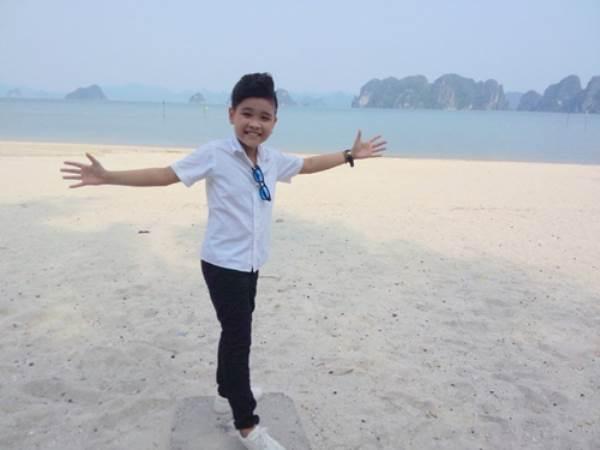 Bố Trịnh Nhật Minh: Đã có kế hoạch dùng tiền thưởng 300 triệu sau The voice kids 2016 - Ảnh 1