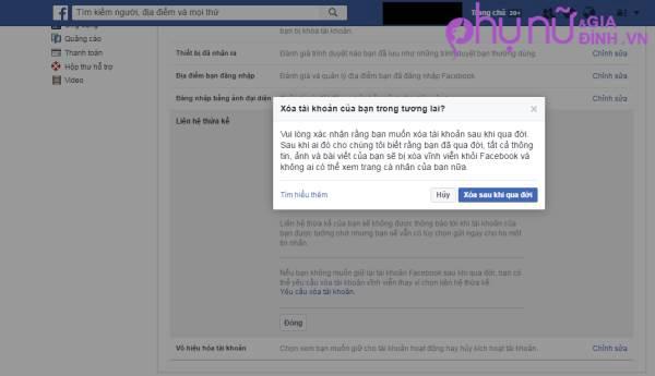 Điều gì sẽ xảy ra với tài khoản Facebook sau khi chúng ta qua đời? - Ảnh 3