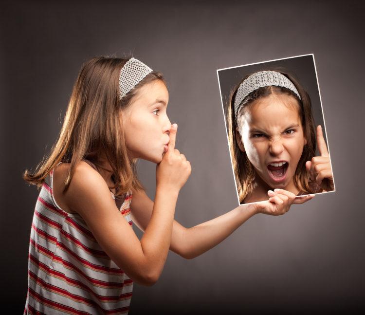 Dạy trẻ kiểm soát cơn giận