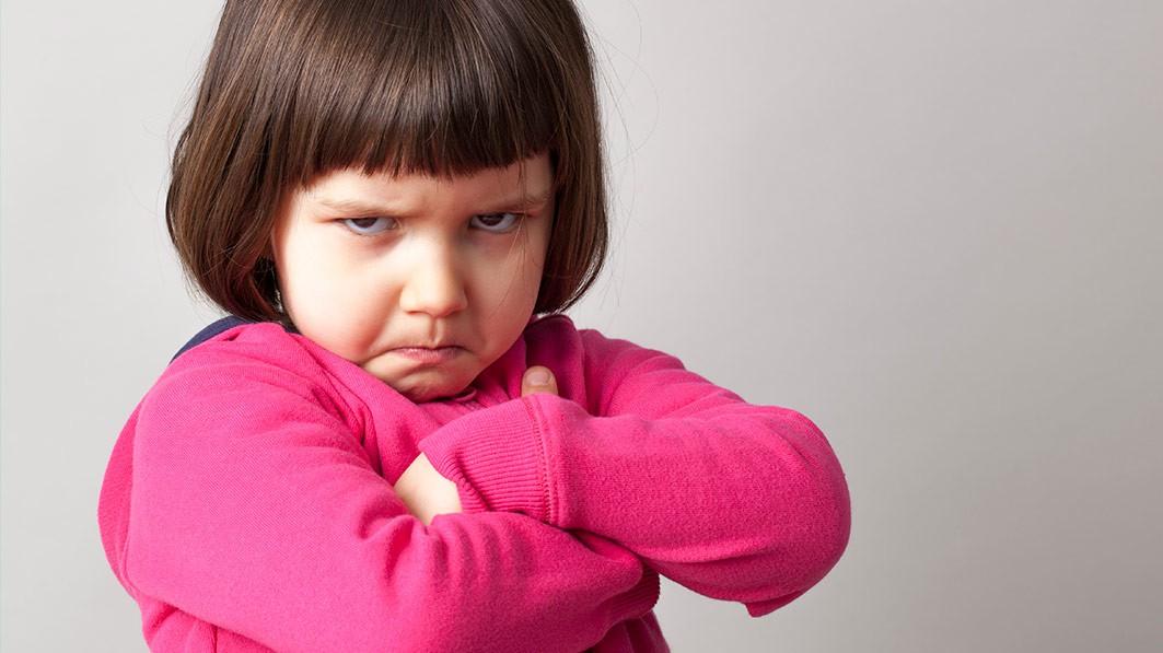 Tính cách của trẻ khi trưởng thành sẽ bị ảnh hưởng nếu trẻ thường xuyên giận dữ