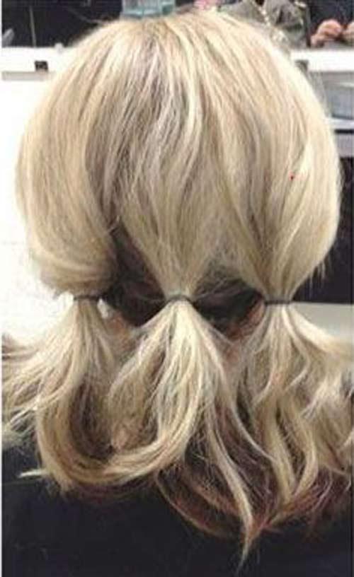 Kiểu tết tóc đuôi ngựa