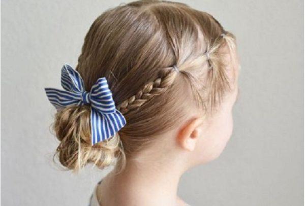 Tóc tết búi thấp là kiểu tóc cực kỳ tinh tế, sang trọng mà lại dễ làm