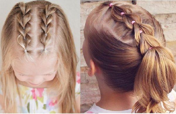 Kiểu tết tóc cô gái Hà Lan