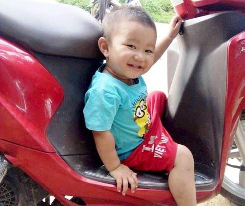Bé trai 2 tuổi bất ngờ nổi tiếng từ clip cover ca khúc Mưa chiều miền Trung - Ảnh 1