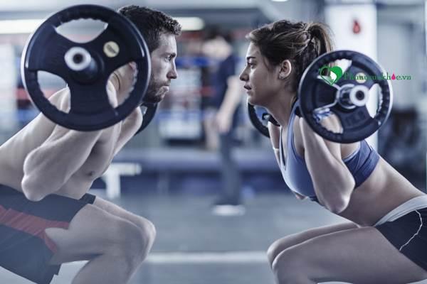 Phụ nữ nên tập gym đều đặn để có đời sống tình dục viên mãn hơn - Ảnh 2