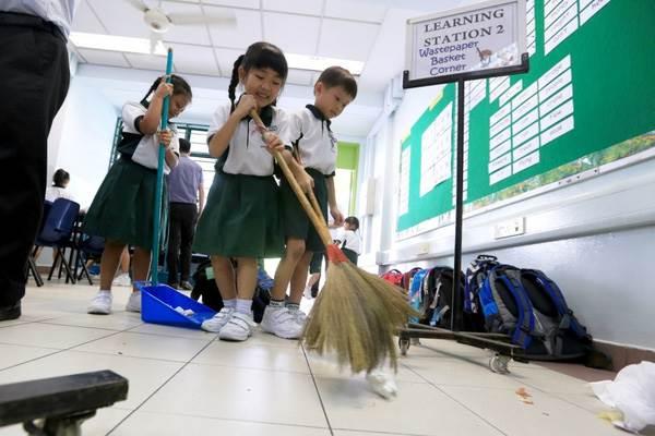 Ở các trường học Nhật Bản, người lao công không bao giờ tồn tại và đây là lý do - Ảnh 4