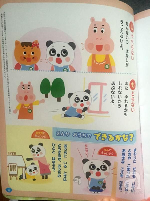 Những đứa trẻ ở Nhật được dạy để đối phó với hỏa hoạn từ khi biết bò - Ảnh 1