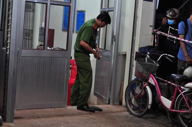 Vụ sát hại thai phụ, chủ tiệm thuốc tây ở Đồng Nai: Bắt nóng nghi phạm sau vài giờ lẫn trốn - Ảnh 2