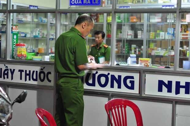 Vụ sát hại thai phụ, chủ tiệm thuốc tây ở Đồng Nai: Bắt nóng nghi phạm sau vài giờ lẫn trốn - Ảnh 3