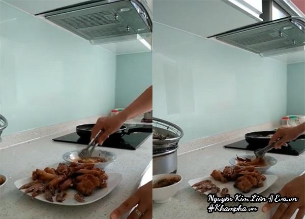 """Cô giáo cấp 2 mách cách làm cánh gà chiên mắm cứ nấu là """"hai con ăn hết 1kg cánh gà"""" - Ảnh 7"""
