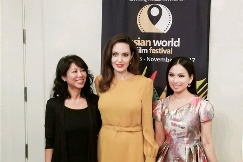 Muốn gặp được Angelina Jolie, em gái Cẩm Ly phải có khối tài sản 'khủng' như thế này - Ảnh 11