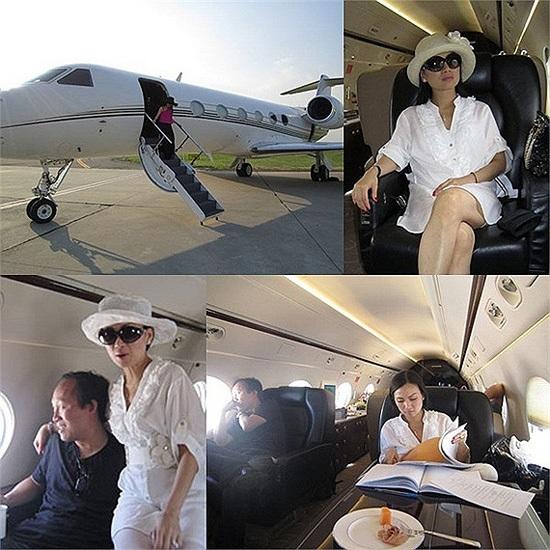 Muốn gặp được Angelina Jolie, em gái Cẩm Ly phải có khối tài sản 'khủng' như thế này - Ảnh 8
