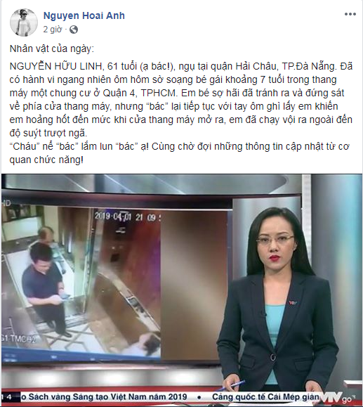 Sao Việt phẫn nộ trước thông tin cựu Viện phó VKS TP. Đà Nẵng sàm sỡ bé gái trong thang máy - Ảnh 2