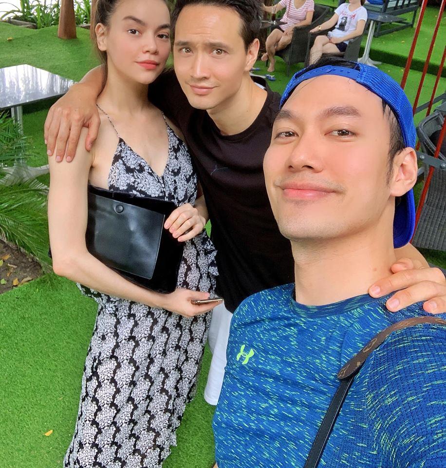 Hồ Ngọc Hà đang mang thai con thứ hai với Kim Lý? - Ảnh 1