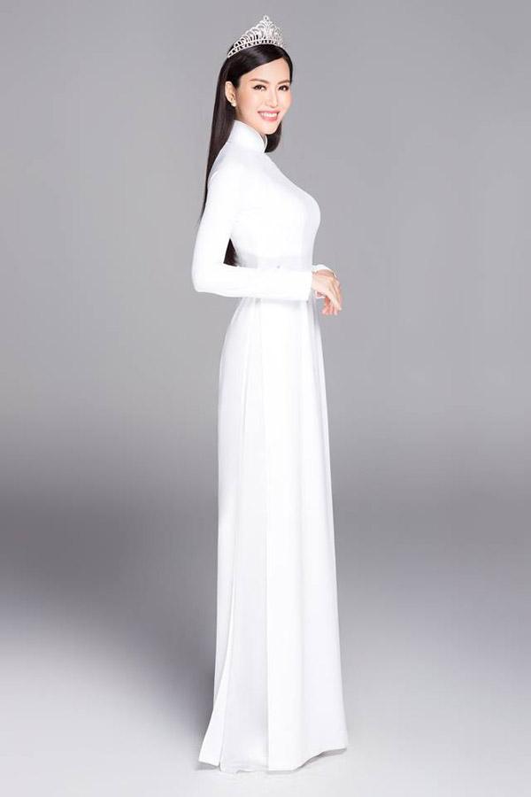 Hoa hậu Thu Thủy: 'Tôi làm đẹp không vì ám ảnh sức nặng vương miện' - Ảnh 1