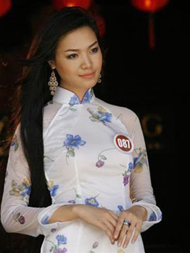 Thùy Dung của tuổi 28: Nhan sắc thăng hoa, cố gắng thoát mác 'Hoa hậu học dốt' suốt 10 năm - Ảnh 2
