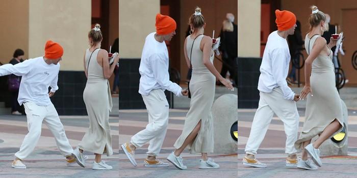 Justin Bieber và Hailey Baldwin 'lầy lội' bên nhau sau khi chàng lên tiếng bảo vệ nàng - Ảnh 2