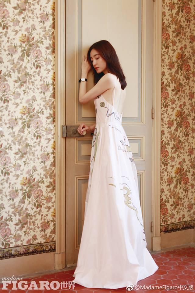 'Mỹ nữ mặt mộc đẹp nhất Trung Quốc' vào vai Đát Kỷ phiên bản mới là ai? - Ảnh 13