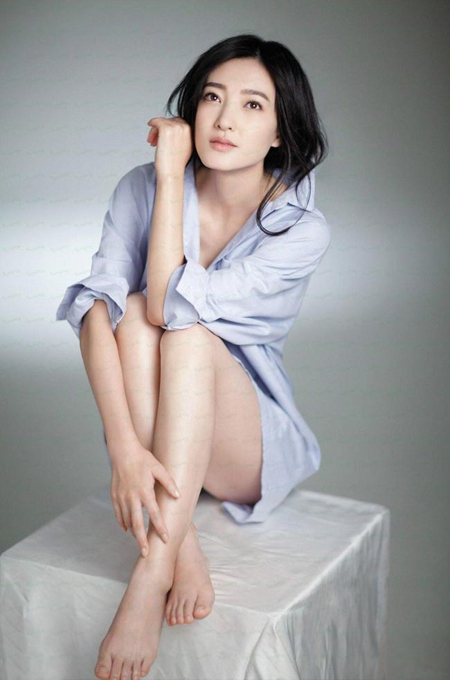 'Mỹ nữ mặt mộc đẹp nhất Trung Quốc' vào vai Đát Kỷ phiên bản mới là ai? - Ảnh 14